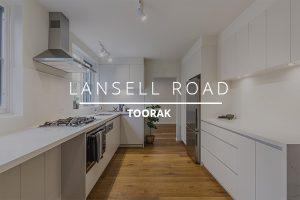 Lansell Road Toorak